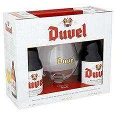 Duvel Gift Pack (with 1 Glass)
