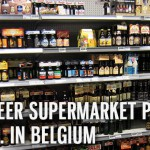 Beer Supermarket Prices in Belgium